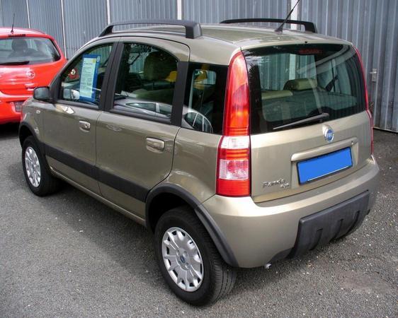 People :: Fiat Panda Climbing 1.2 4x4 photo :: autoviva gallery :: 592 ...