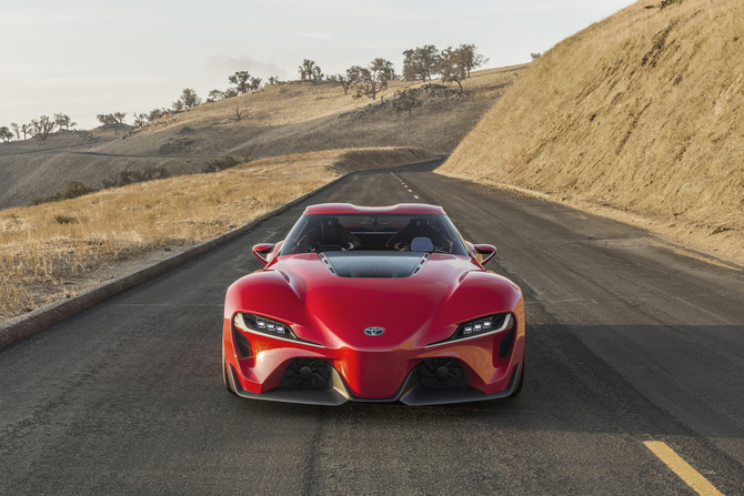 The front of the FT-1 will certainly be polarizing