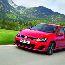 The Golf is still popular in Europe