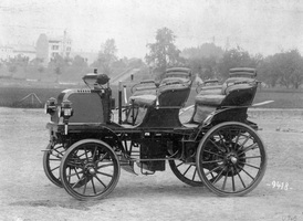 Daimler Dog-Car 6hp