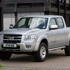 Ford Ranger 2.5TDCi XL First Edition Cabina Simples 4x4