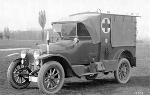 Daimler Krankenwagen UK 32 hp