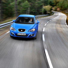 Seat Leon 1.6 TDI CR Reference Ecomotive