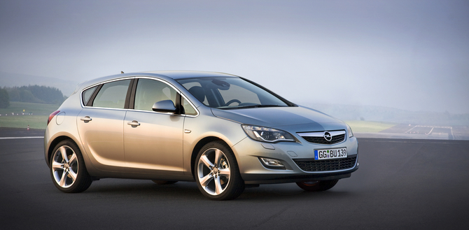 Opel Astra 2.0 CDTI Start/Stop Innovation