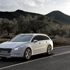 Peugeot 508 SW GT 2.2 HDi 240 AM6