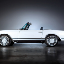 Mercedes-Benz 280 SL Automatic