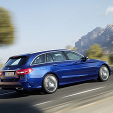The debut range of the C-Class Estate will include the C200, C220 BlueTEC and C250 BlueTEC versions