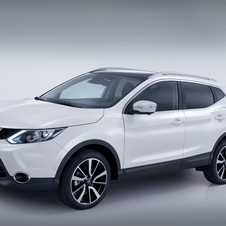 The Qashqai Nismo will get the 212hp engine from the Juke Nismo RS
