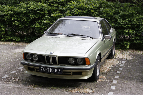 BMW 6-Series 630cs E24