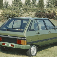 Citroën Visa Super X