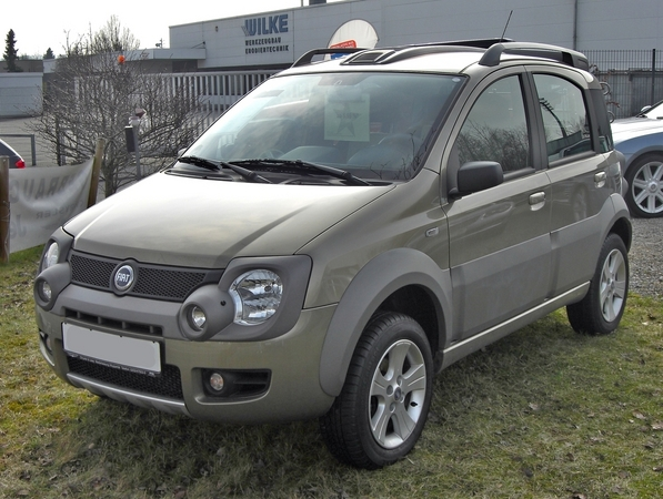 Fiat Panda Cross 1.3 Multijet 4x4 photo :: Fiat gallery :: 1775 views ...