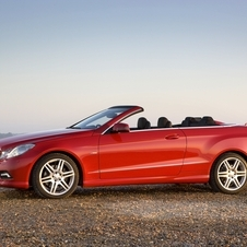 Mercedes-Benz E 250 CDI BlueEfficiency Cabriolet Elegance