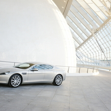 Aston Martin Rapide 4-Door