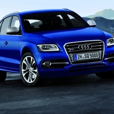 With just 50 units, the SQ5 will likely be collector's item