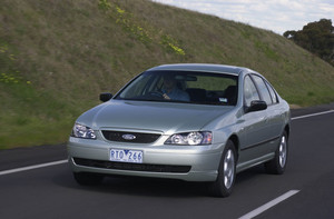 Ford Falcon XT Automatic
