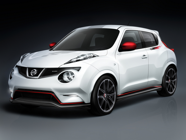 Nissan Juke Nismo Concept Boosts Power in Little SUV