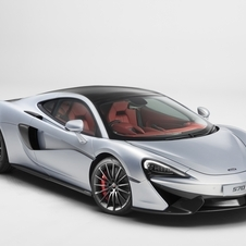 The vehicle can reach 100km/h in 3.4 seconds, 0.2 plus than the 570S. The maximum speed is 328km/h