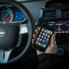 Chevrolet will use Apple's infotainment on its cars