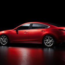 In 2013, it introduced the new Mazda 6 sedan and 3 hatchback