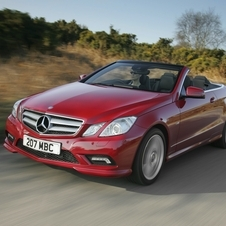 Mercedes-Benz E 350 CDI BlueEfficiency Cabriolet Elegance
