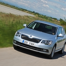 Skoda Superb 2.0 TDI Laurin & Klement