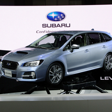Subaru still says that the car is a concept