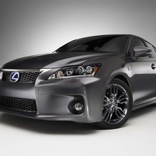 Lexus Introduces Sporty Special Editions of the LS460, ES350 and CT200h