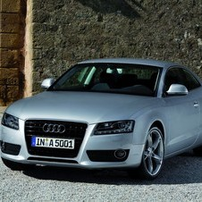 Audi A5 Coupé 2.7 TDI multitronic