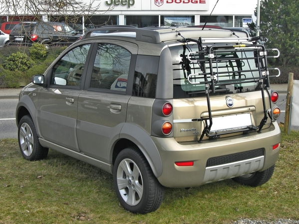 People :: Fiat Panda Climbing 1.3 Multijet 4x4 photo :: autoviva ...