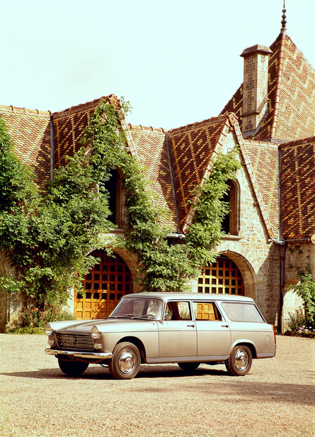 Peugeot 404 Break Super Luxe