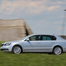 Skoda Superb 2.0 TDI DSG Laurin & Klement