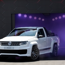 Volkswagen Amarok Power-Pickup