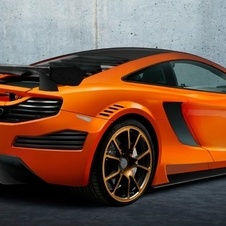 Mansory Modifies MP4-12C with Extra 62PS, Wider Body and New Wheels