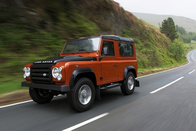 The new factory would likely build small Land Rover kits from knockdown kits