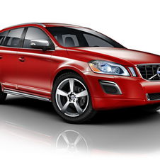 Volvo XC60 2.4D DRIVe FWD R-Design Geartronic