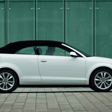 Audi A3 Cabriolet 2.0 TDI Ambition S tronic