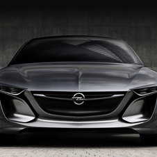 Opel is hinting that the Monza Concept will show the brand's design future
