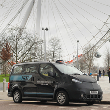 Nissan already sells NV200 taxis around the world