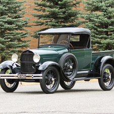 Ford Model A Roadster Pickup