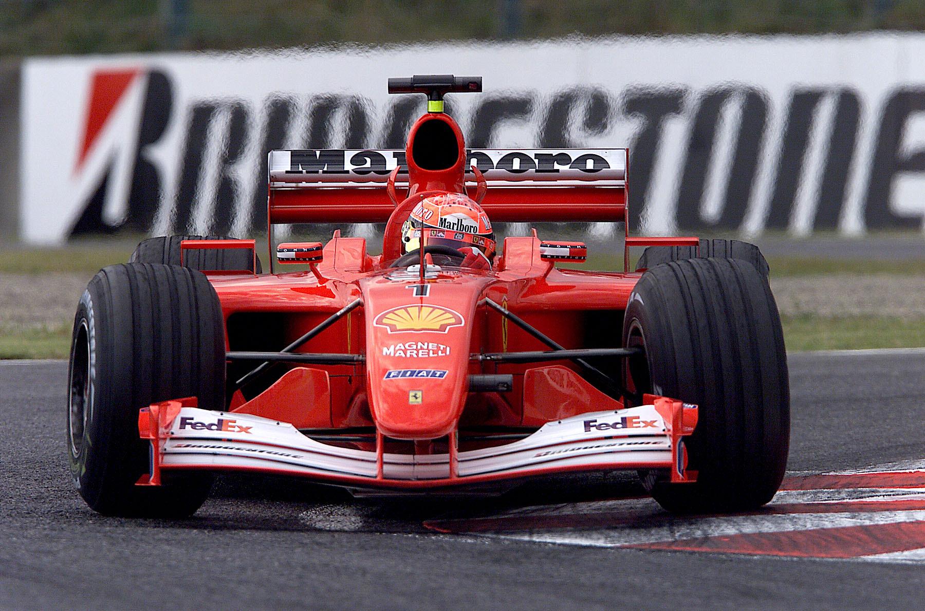 Ferrari F2001 Slideshow Autoviva Com