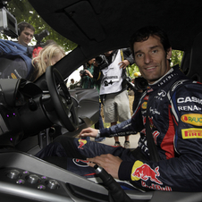 EMERG-E prototype et Mark Webber