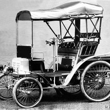Benz Ideal 3 hp