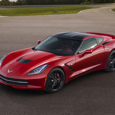 The Corvette will be priced at €69,990 in Europe
