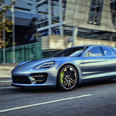 The refreshed Panamera will likely take a cue from the Sport Turismo concept