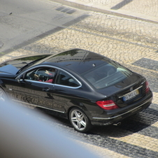 Mercedes-Benz C 350 BlueEFFICIENCY Coupé