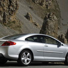 Peugeot 407 Coupé V6 Automatic