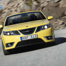 Saab 9-3 Convertible 1.9 TTiD Vector automatic