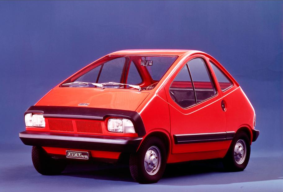 Fiat City Car Prototype 1 Photo And 7 Specs Autoviva Com