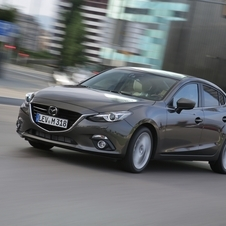 Mazda 3 CS 1.5 SKYACTIV-D Excellence
