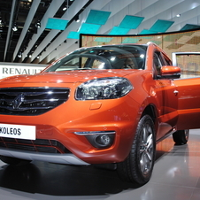 Renault Koleos dci150 4x4 Exception